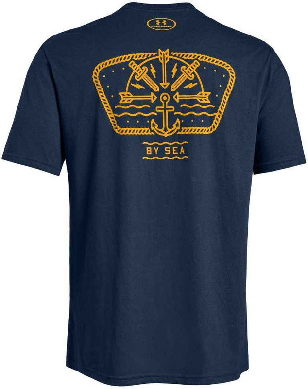 Under Armour Freedom by The Sea T-Shirt 1327565