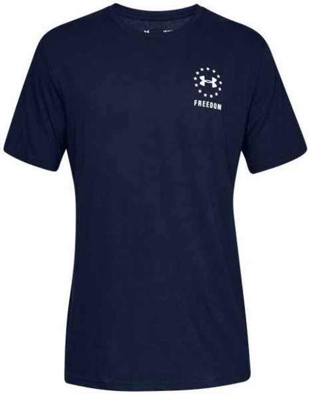 Under Armour Freedom Left Chest T-Shirt 1330059