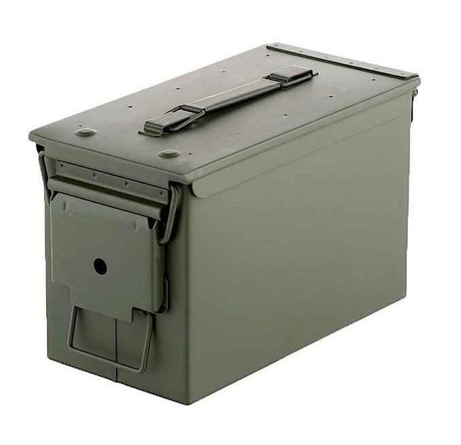 Blackhawk .50 Cal Mil-Spec Ammo Can 970032 970032 648018182396