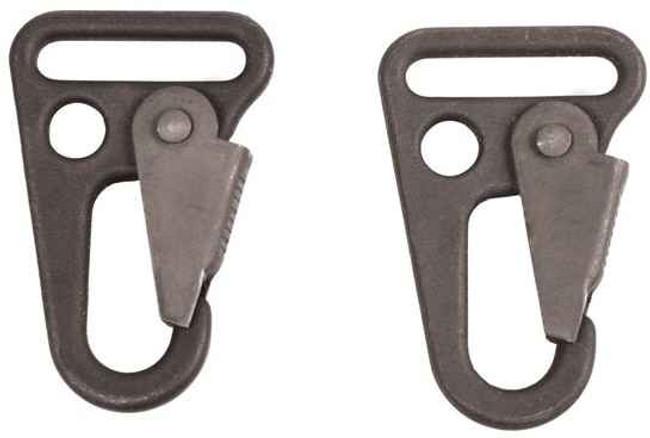Blackhawk Heavy-Duty Metal Snap Hooks 1 Inch 98HM00BK 648018043581