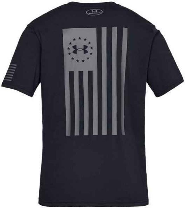 Under Armour Freedom Flag Bold T-Shirt 1333365