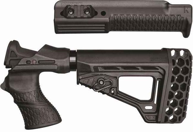 Blackhawk Knoxx SpecOps Gen III Stock