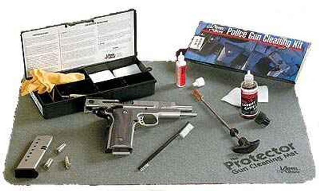 KleenBore Police and Tactical Cleaning Kit for .38/.357/9mm PS-50