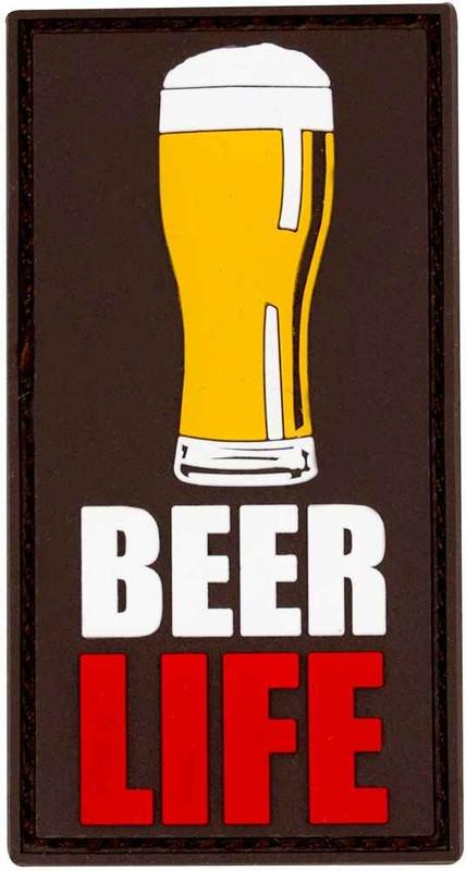 LA Police Gear Beer Life Path PATCH-BEER