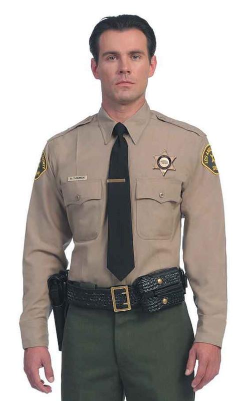 United Uniform LASD Class A L/S Shirt LASD-LS