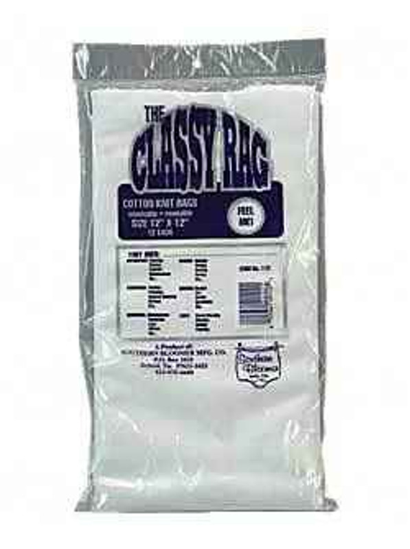 Southern Bloomer Cotton Cloth 12x12 12/Bag Poly Bag #112 112-SB 025641001124