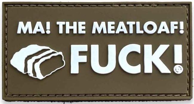 LA Police Gear Meatloaf Patch PATCH-MEATLOAF