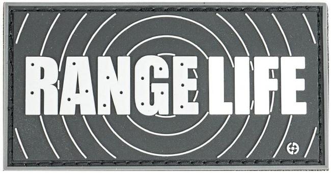 LA Police Gear Range Life Patch