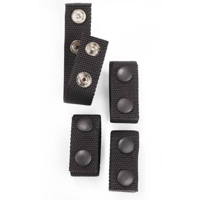 Uncle Mikes Nylon Web Belt Keepers CORKEEPERS