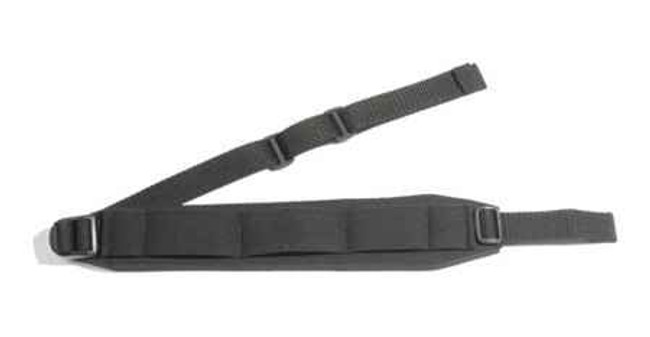 Blackhawk Sawtooth Rifle Sling with Swivels and 4 Cartridge Loops 73HS00BK 648018097171