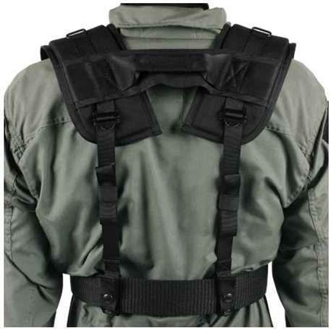 Blackhawk Special Operations H-Gear Shoulder Harness 35SS00BK 648018002908