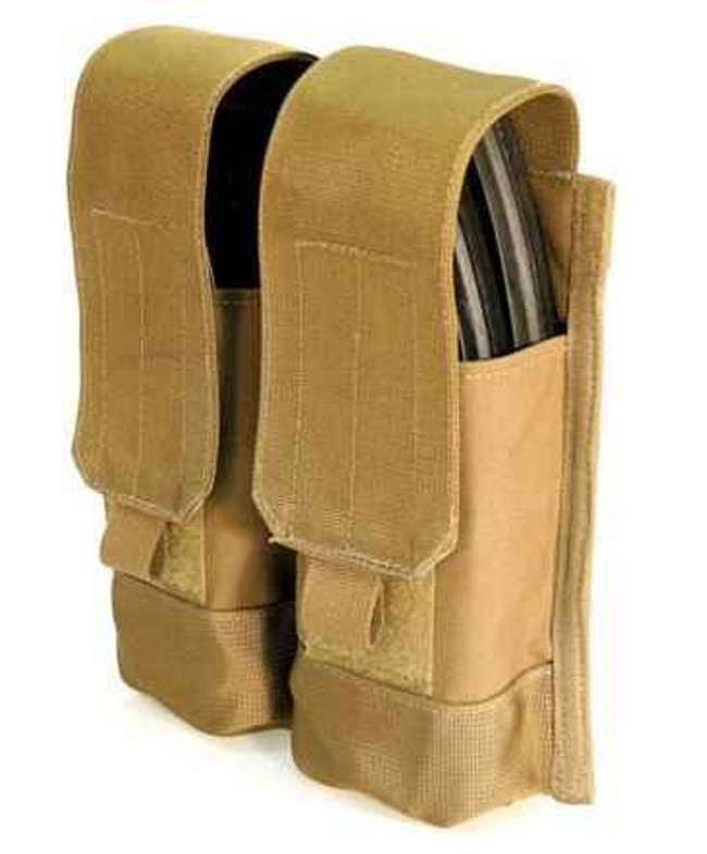 Blackhawk STRIKE AK/M4 Double Mag Pouch with Speed Clips 38CL84