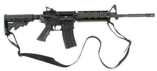 Blackhawk Universal Tactical 2 Point Rifle/Shotgun Sling 70UT00BK 648018009976