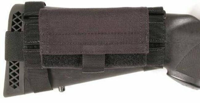 Blackhawk Buttstock Shotgun Shell Holder Pouch