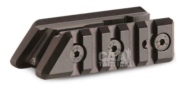 Command Arms Accessories AR-15/M16 Front Sight Mounted Dual Rail - Polymer FSM15P 814716010457