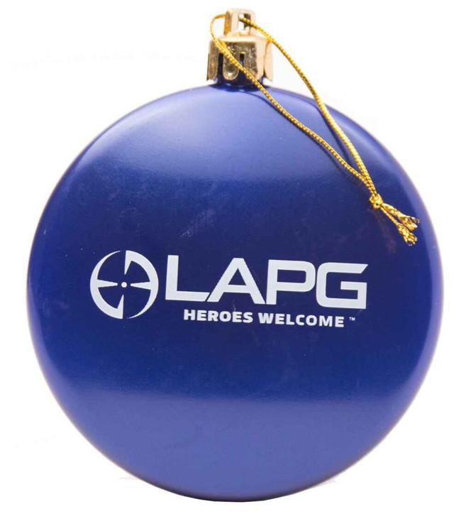 LA Police Gear Logo Ornament ORNAMENTS-LAPG 641606864490