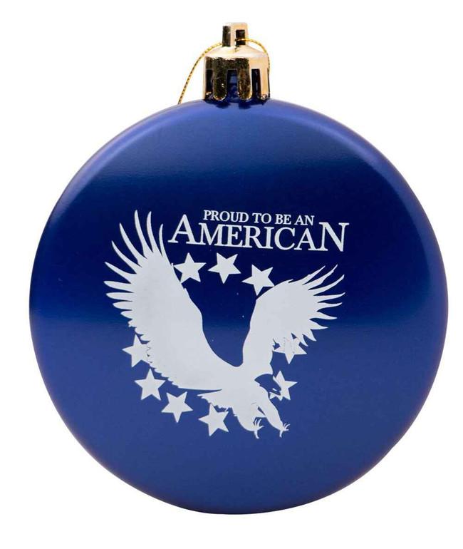 LA Police Gear Proud American Ornament ORNAMENTS-PROUD