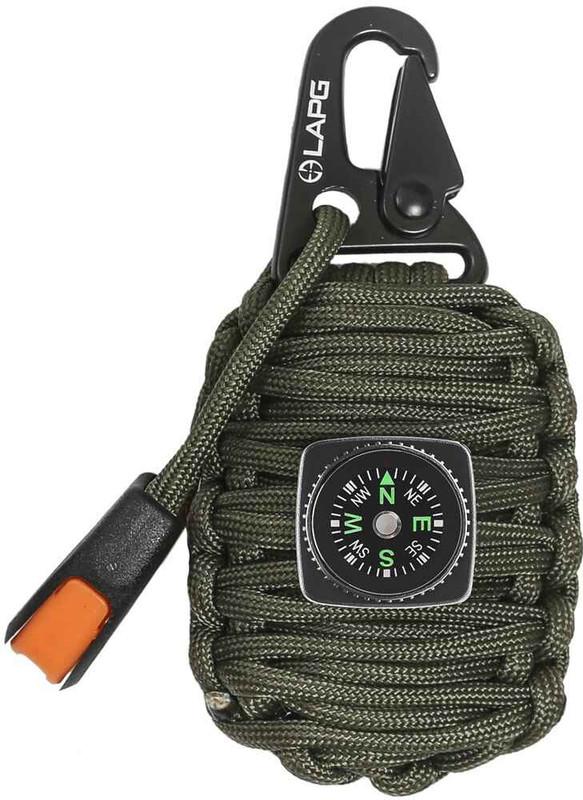 LA Police Gear Survival Grenade SURVIVALGRENADE