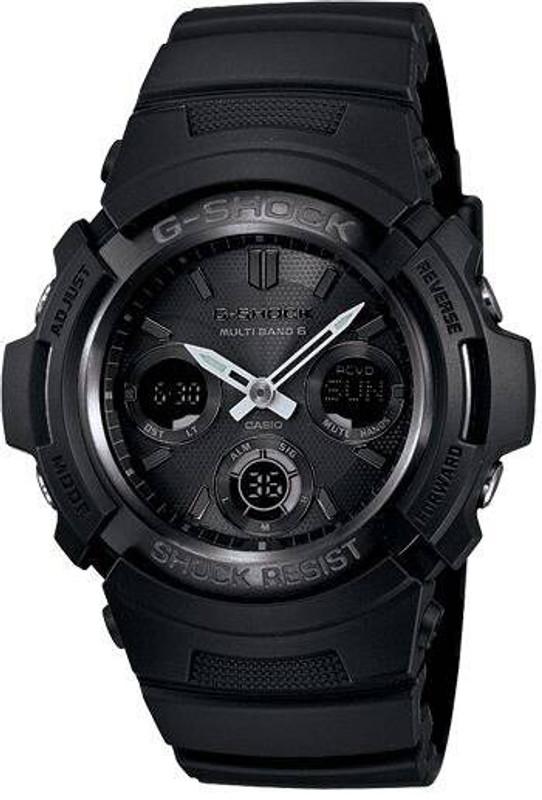Casio AWGM100B-1 G-SHOCK Ana-Digi Watch AWGM100B-1 079767954352