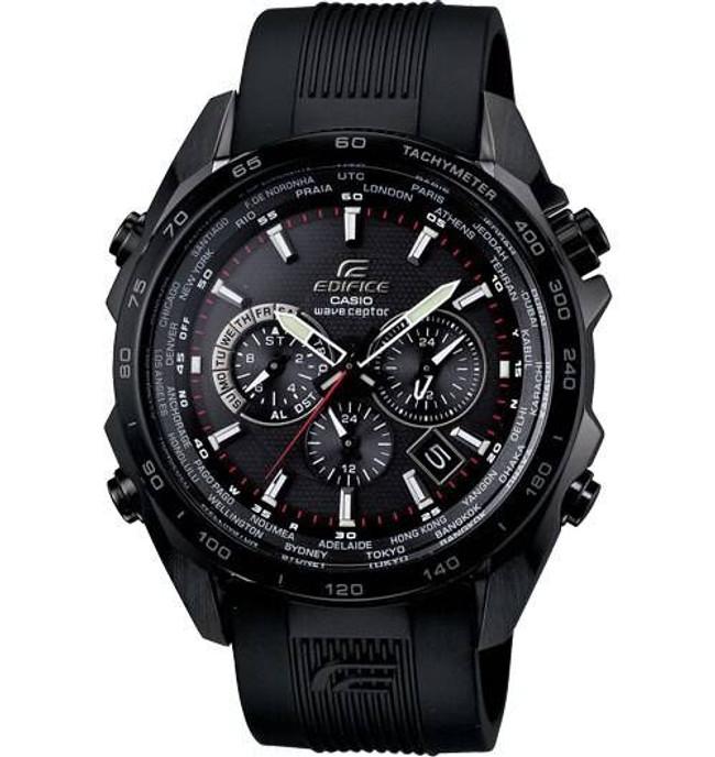 Casio EQWM600C-1A Atomic Solar Watch EQWM600C-1A