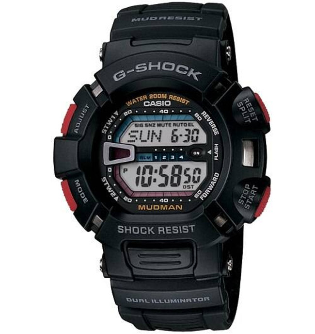 Casio G9000-1V G-Shock Mudman Watch G9000-1V 079767859664