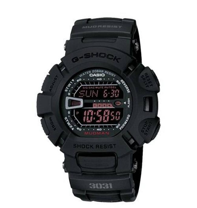 Casio G9000MS-1 Mudman Limited Edition Master of G Watch G9000MS-1 079767421779