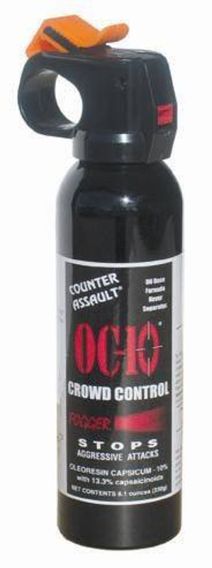 Counter Assault Fogger Crowd Control 8.1 oz OC10-12 722031411173