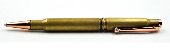 Caliber Gourmet Bullet Ball Point Pen 1014-CB 024718511795