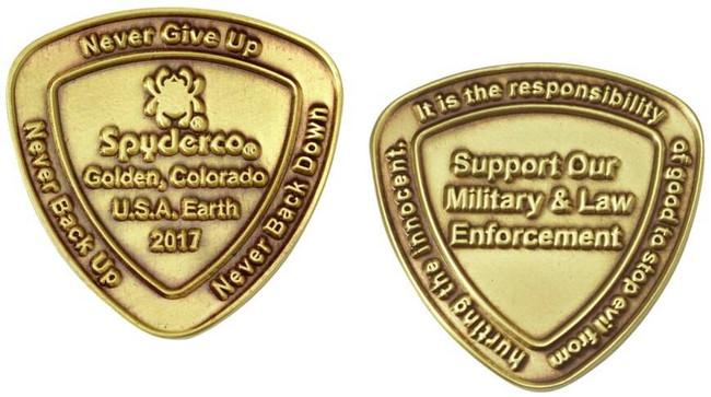 Spyderco Spyder Coin 2017 COIN2017