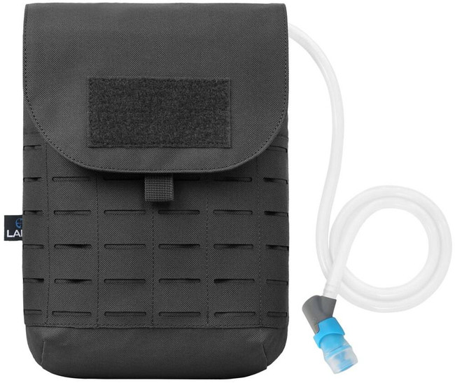 LA Police Gear 1L Hydration Feather Pack 1LHP-2