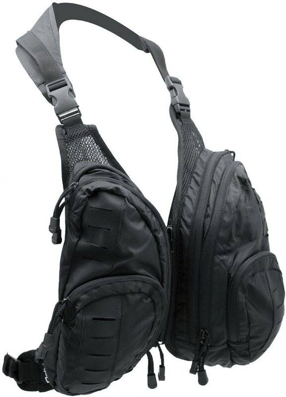 LA Police Gear Tactical Chest Pack Attachment CHESTPACK
