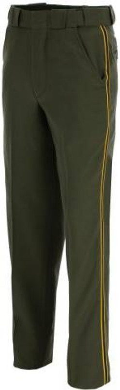 United Uniform Womens Class A CDCR Braid Trousers W10151