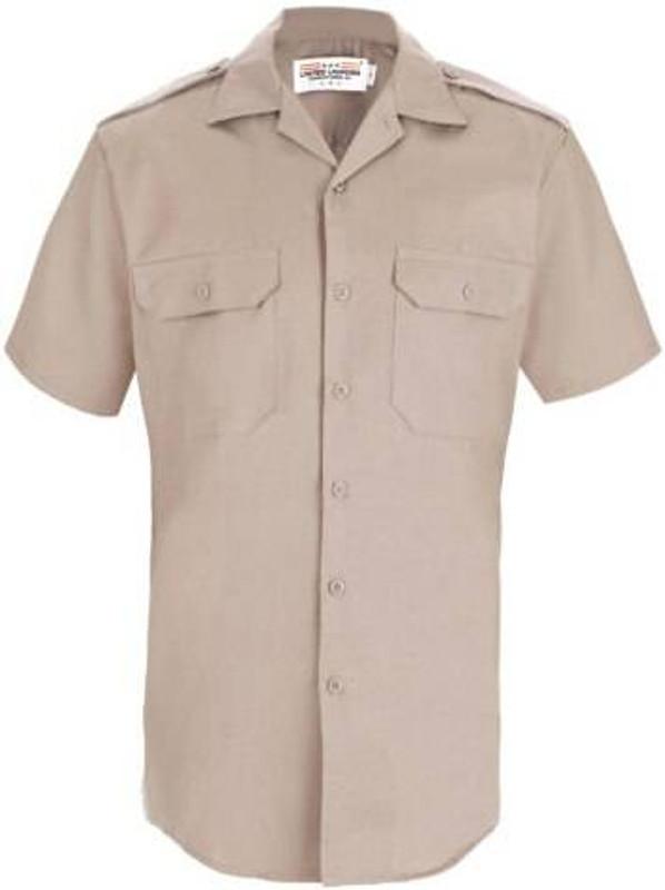 United Uniform Womens Class C Short Sleeve CDCR Shirt W11256