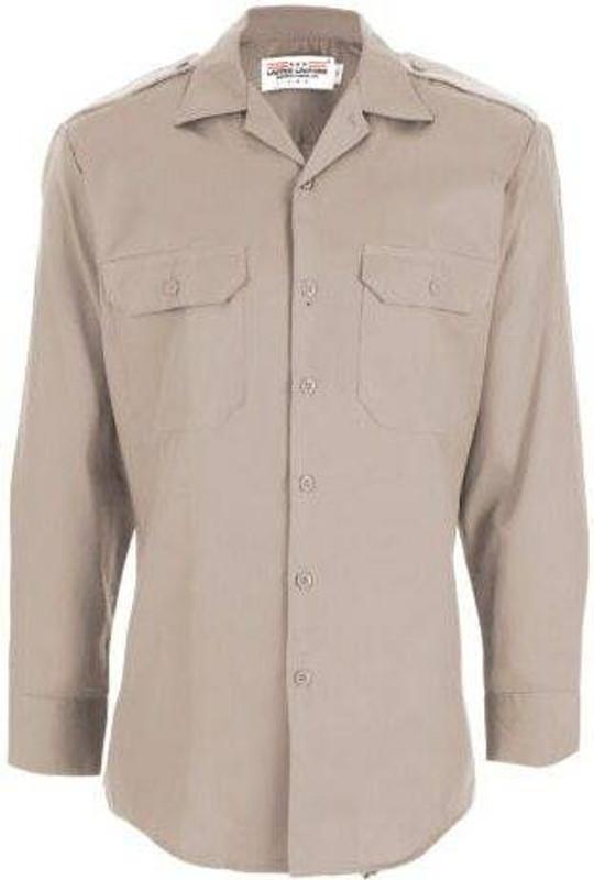 United Uniform Womens Class C Long Sleeve CDCR Shirt W11266