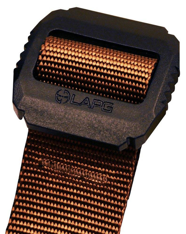 LA Police Gear Reversible 1.5 Inch Tactical Web Belt 38J