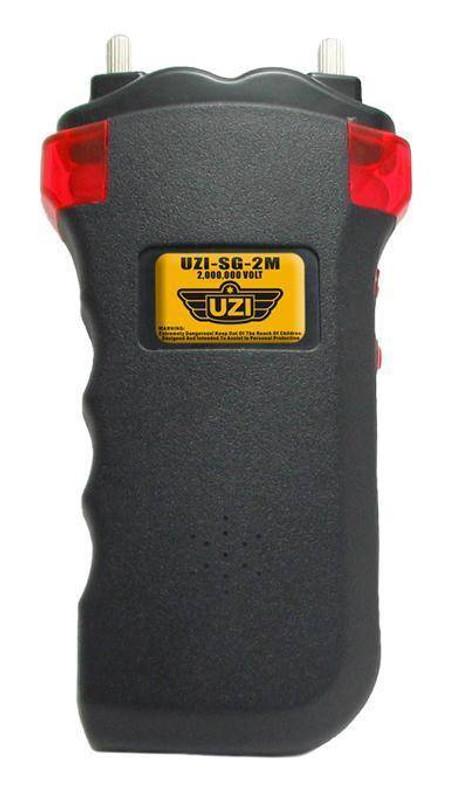 UZI 2 Million Volt 4 in 1 Stun Gun SG-2M 024718900216