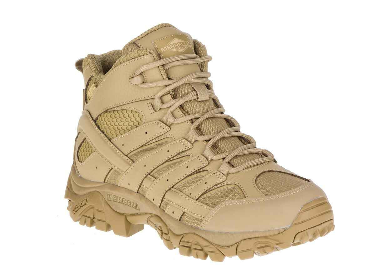 MOAB 2 Coyote Mid Tactical Waterproof Boot
