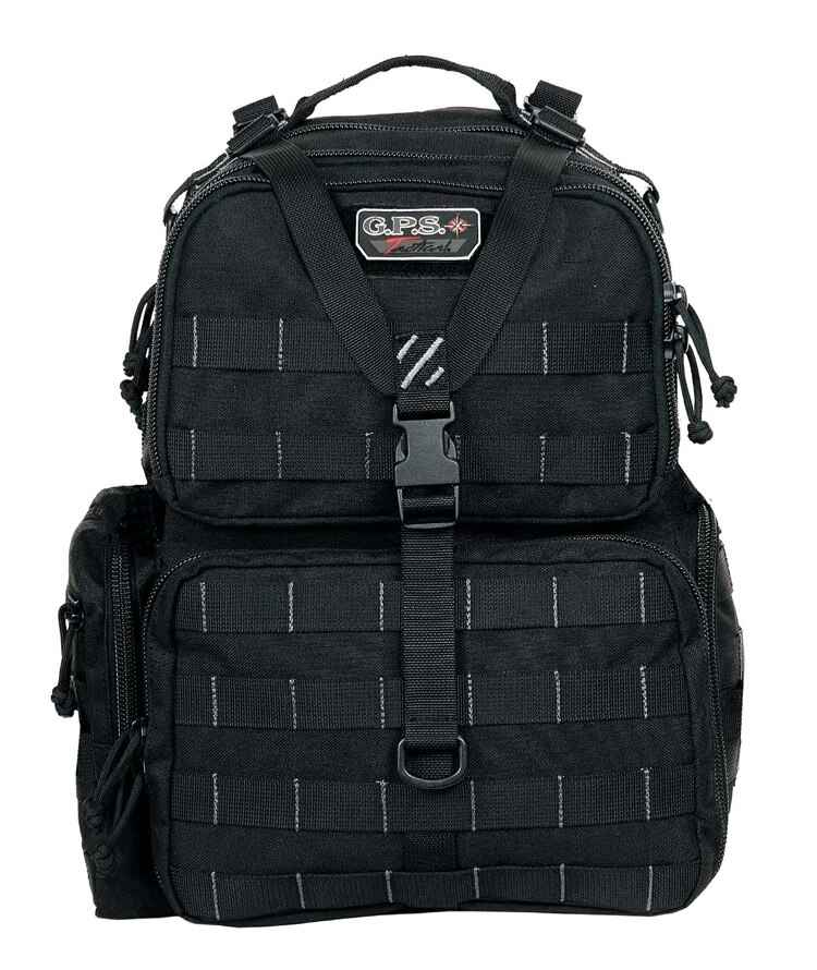 G-Outdoors G.P.S. Tactical Range Backpack