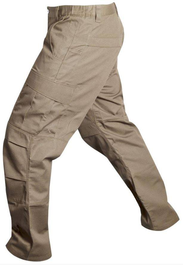 Vertx Phantom Ops Men's Tactical Pants | Tan | 35/34 | Cotton/Polyester | LAPoliceGear.com