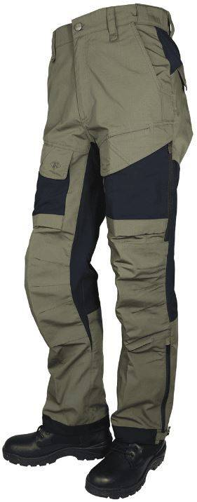 TRU-SPEC 24-7 Series Men's Xpedition Pants | Ranger Green/Black | 38/30 | Cotton/Polyester/Nylon | LAPoliceGear.com