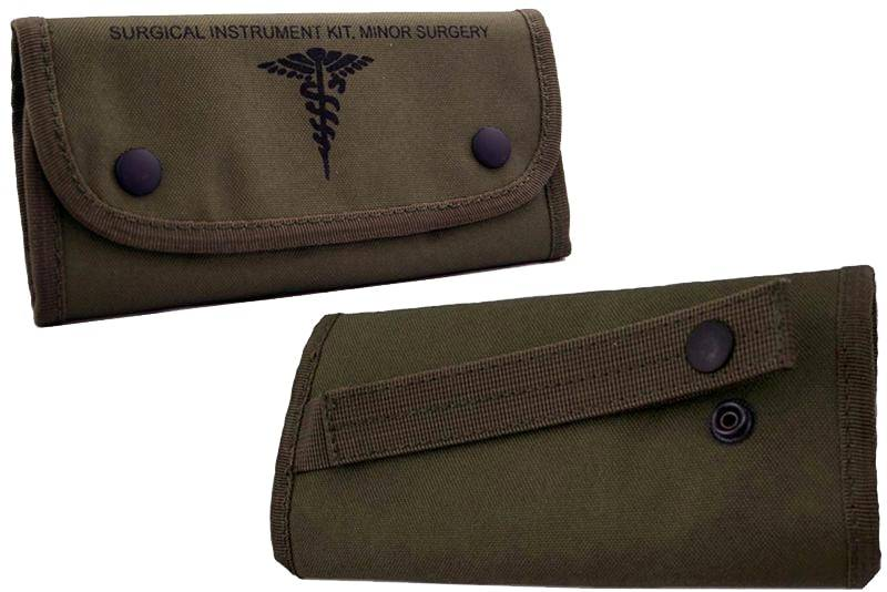 Elite First Aid, Inc. Surgical Kit | Tan | Stainless Steel/Plastic |