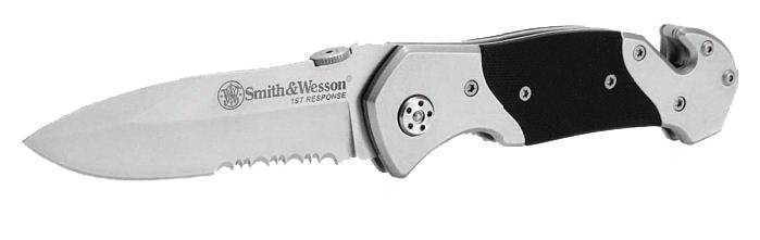 Smith & Wesson First Response Drop Point Knife |
