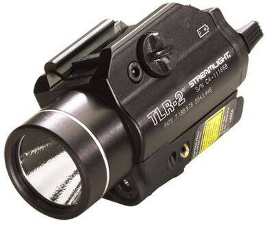 Streamlight TLR-2 WeaponLight With Laser Site   Black  