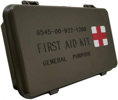 Elite First Aid General Purpose First Aid Kit | Plastic |