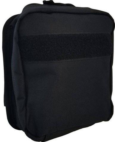 Elite First Aid, Inc. Enhanced IFAK Level 1 | Black | Nylon |