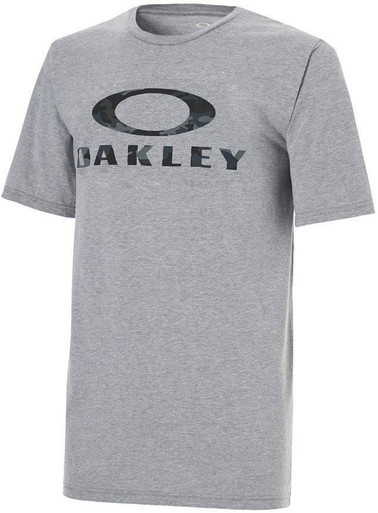 Oakley 50 Stealth II Tee | Stone | Small | Cotton/Polyester | LAPoliceGear.com