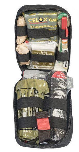 North American Rescue Tactical Operator Response Kit - TORK | Black | Nylon/Polycarbonate |