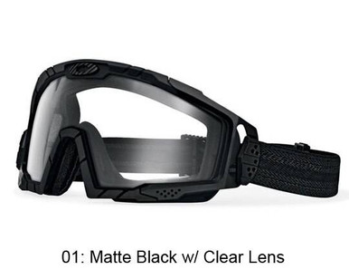 Oakley Ballistic Goggle 2.0 | Matte Black | Polycarbonate | LAPoliceGear.com