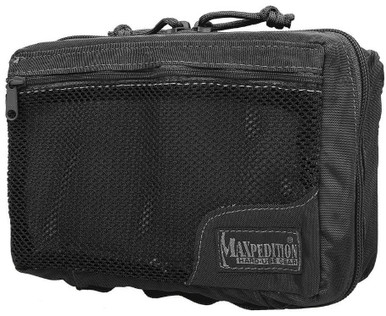 Maxpedition Individual First Aid Pouch | Black | Nylon/Plastic |