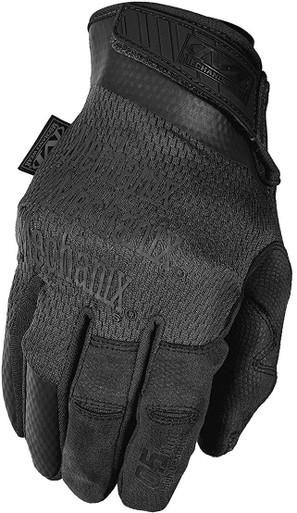 Mechanix Wear Mens Black Specialty High Dexterity 0.5mm Glove | 2X-Large | Nylon/Rubber/Plastic | LAPoliceGear.com